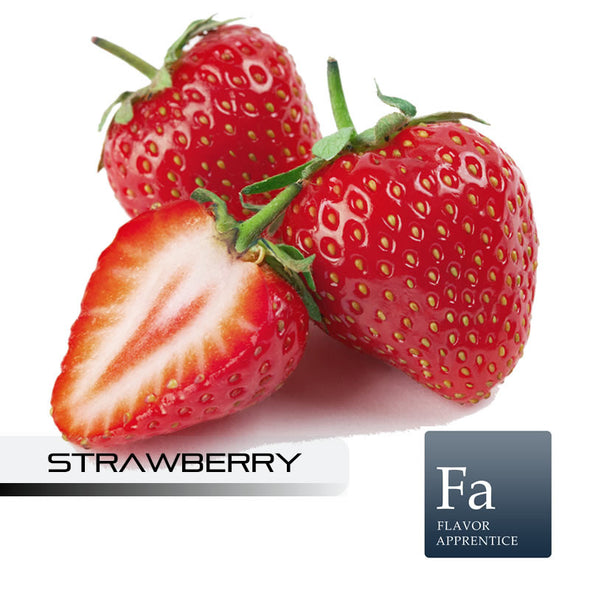 Strawberry (Ripe) Flavour By Flavor Apprentice