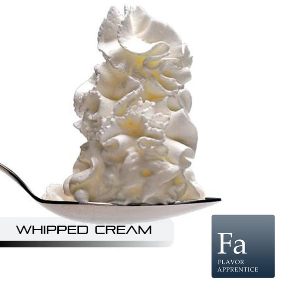 Whipped Cream by Flavor Apprentice