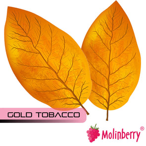Gold Tobacco by Molinberry