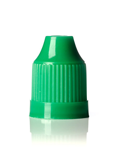 Plastic Dropper Bottle w/ Child Resistant Cap (PET)