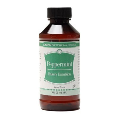 Peppermint, Bakery Emulsion 4 oz.
