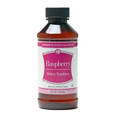 Raspberry, Bakery Emulsion 4 oz.
