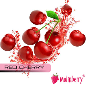 Red Cherry by Molinberry
