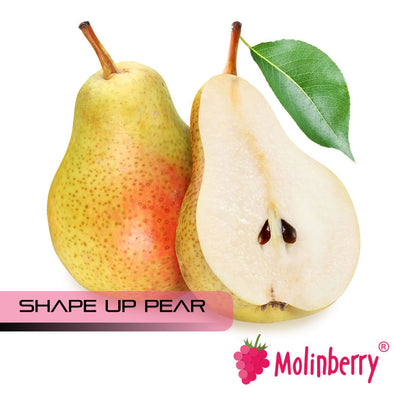 Shape Up Pear by Molinberry