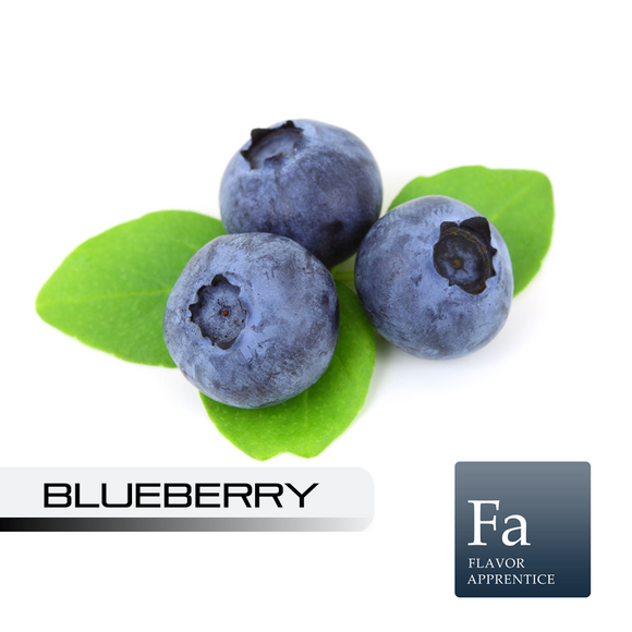 Blueberry (Wild) Flavour By Flavor Apprentice