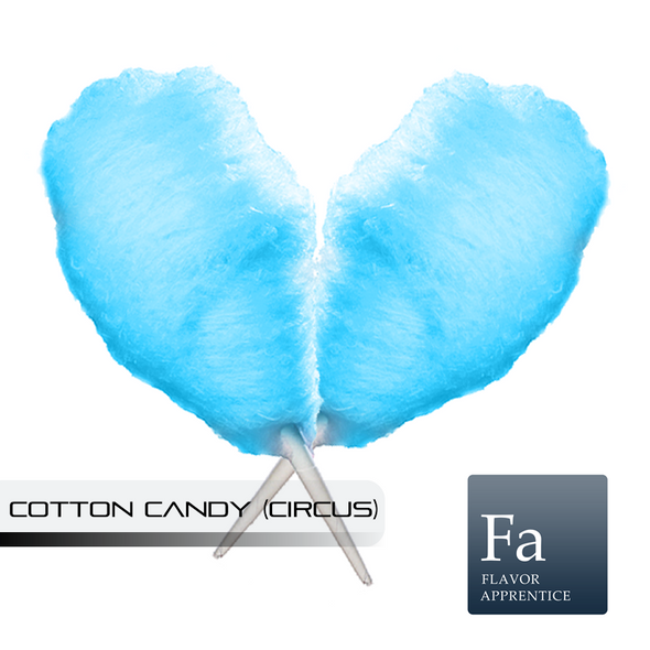 Cotton Candy (Circus) Flavour By Flavor Apprentice