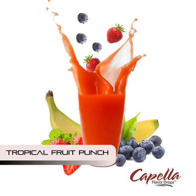 Tropical Fruit Punch by Capella - Silverline