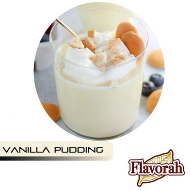 Vanilla Pudding by Flavorah