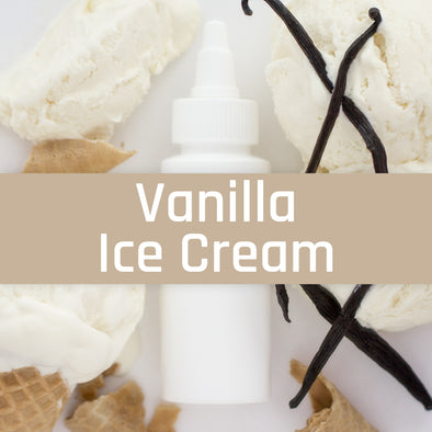 Vanilla Ice Cream by Liquid Barn