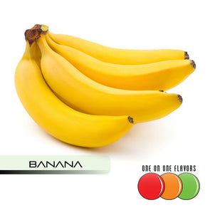 Banana  Flavour by One On One