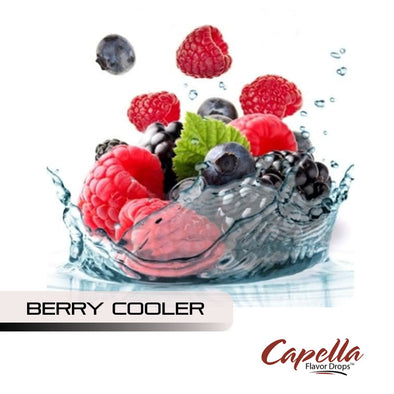 Berry Cooler Flavour by Capella