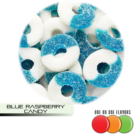Blue Raspberry (Candy) Flavour by One On One