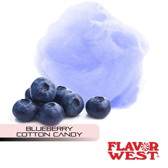 Blueberry Cotton Candy by Flavor West
