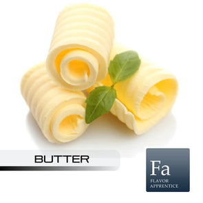 Butter Flavour By Flavor Apprentice