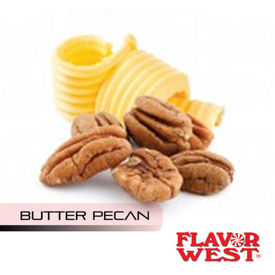 Butter Pecan Flavour by Flavor West