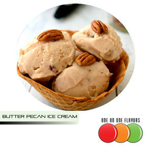 Butter Pecan Ice Cream by One On One