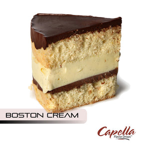 Boston Cream Pie V2 Flavour by Capella