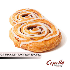 Cinnamon Danish Swirl V2 Flavour by Capella