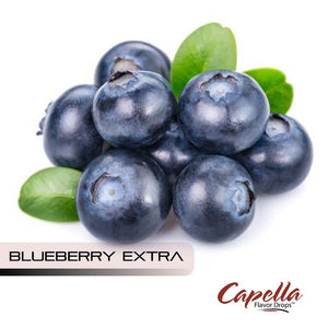 Blueberry Extra by Capella - SilverLine
