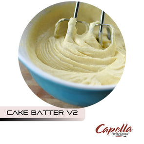 Cake Batter V2 Flavour by Capella