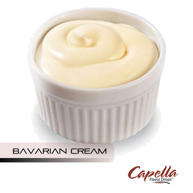 Bavarian Cream Flavour by Capella