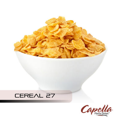 Cereal 27 Flavour by Capella