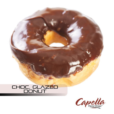 Chocolate Glazed Doughnut Flavour by Capella