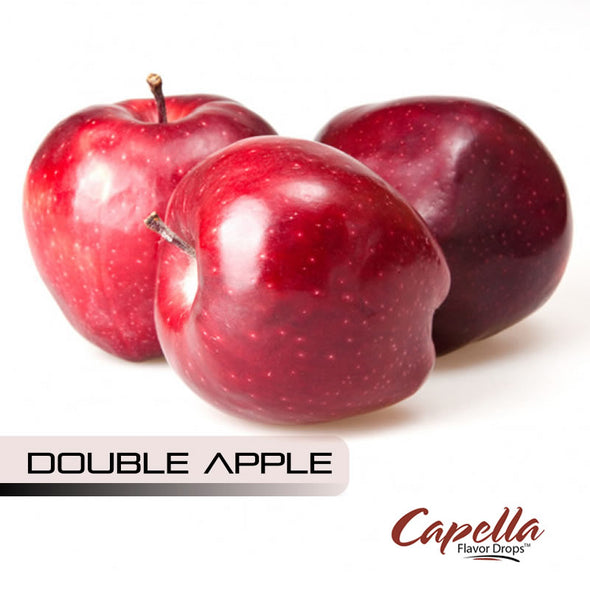 Double Apple Flavour by Capella