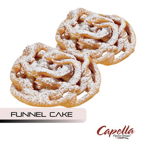 Funnel Cake Flavour by Capella