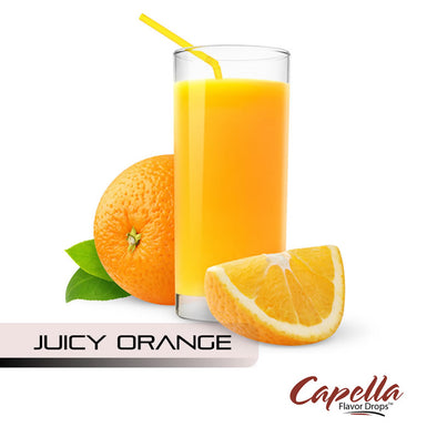 Juicy Orange Flavour by Capella