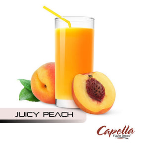 Juicy Peach Flavour by Capella