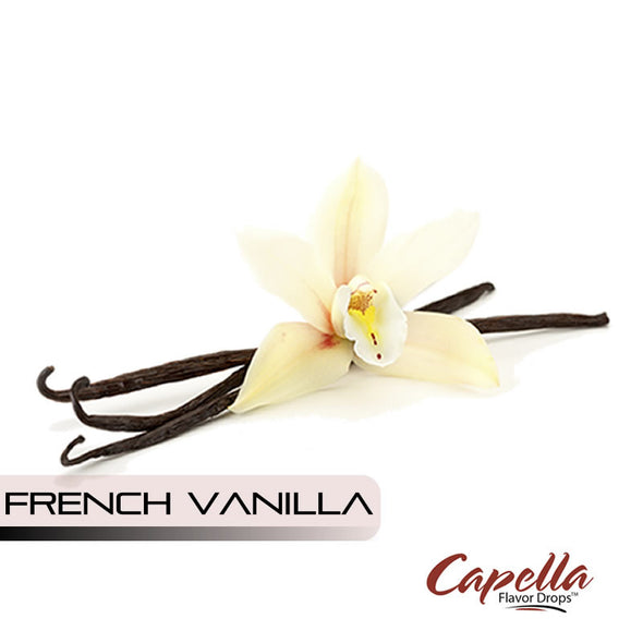 French Vanilla V2 Flavour by Capella
