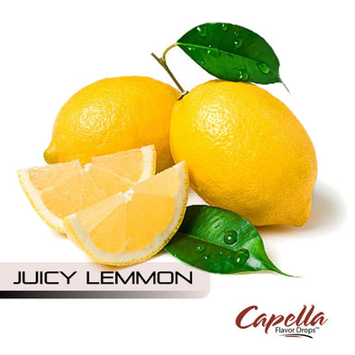 Juicy Lemon Flavour by Capella