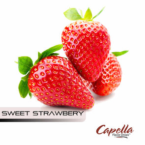 Sweet Strawberry Flavour by Capella