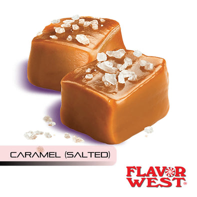 Caramel (Salted) by Flavor West