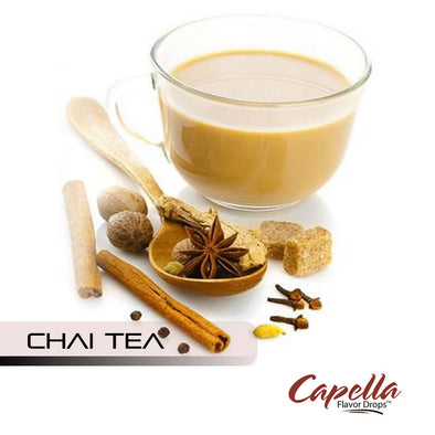 Chai Tea Flavour by Capella