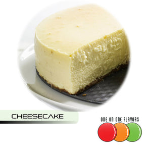 Cheesecake Flavour by One On One