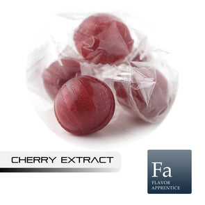 Cherry Extract Flavour By Flavor Apprentice