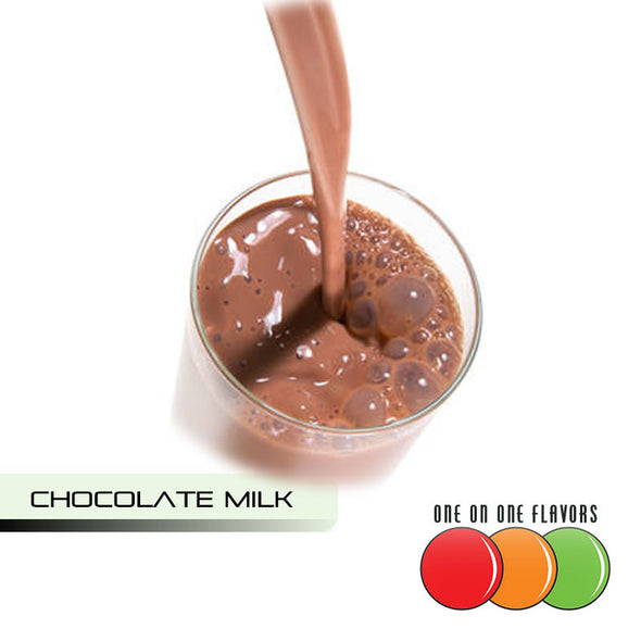 Chocolate (Milk)  Flavour by One On One
