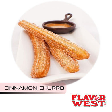 Cinnamon Churro by Flavor West