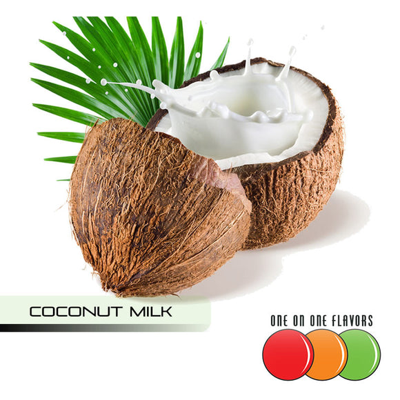 Coconut Milk Flavour by One On One