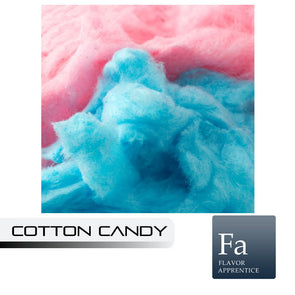 Cotton Candy Flavour By Flavor Apprentice