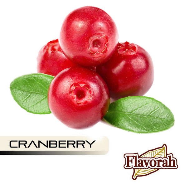 Cranberry by Flavorah