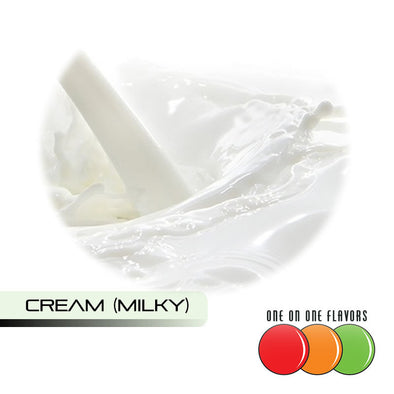 Cream (Milky Undertone) Flavour by One On One