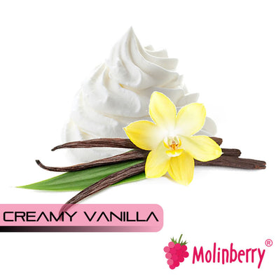 Creamy vanilla By Molinberry