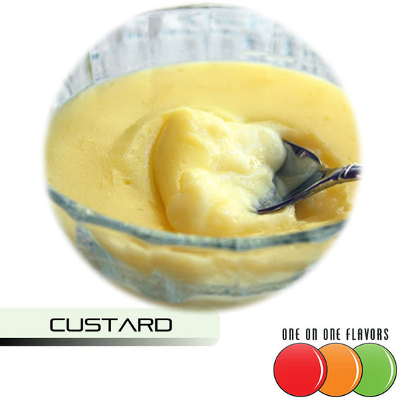 Custard Flavour by One On One