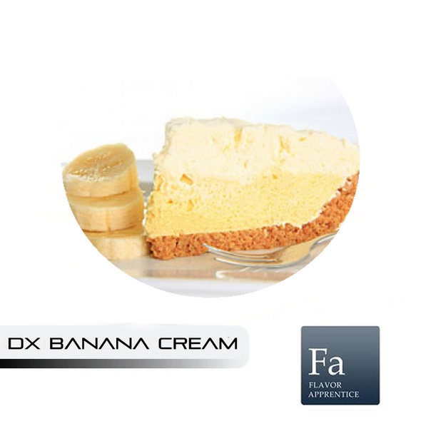 DX Banana Cream by Flavor Apprentice