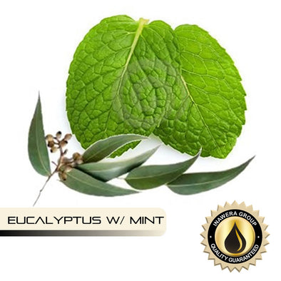 Eucalyptus with Mint by Inawera