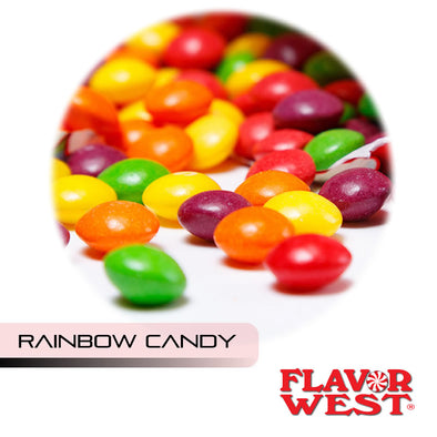 Rainbow Candy by Flavor West