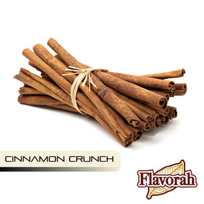 Cinnamon Crunch by Flavorah